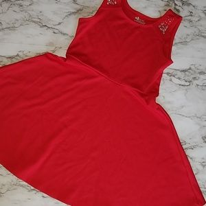 Girl's Old Navy Red Dress